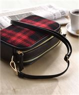 Black and Red handbag