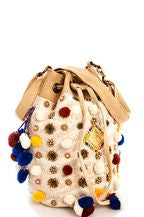 Fashion Princess Chic Multi Colored Purse
