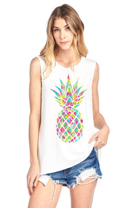 Pineapple Express Tank