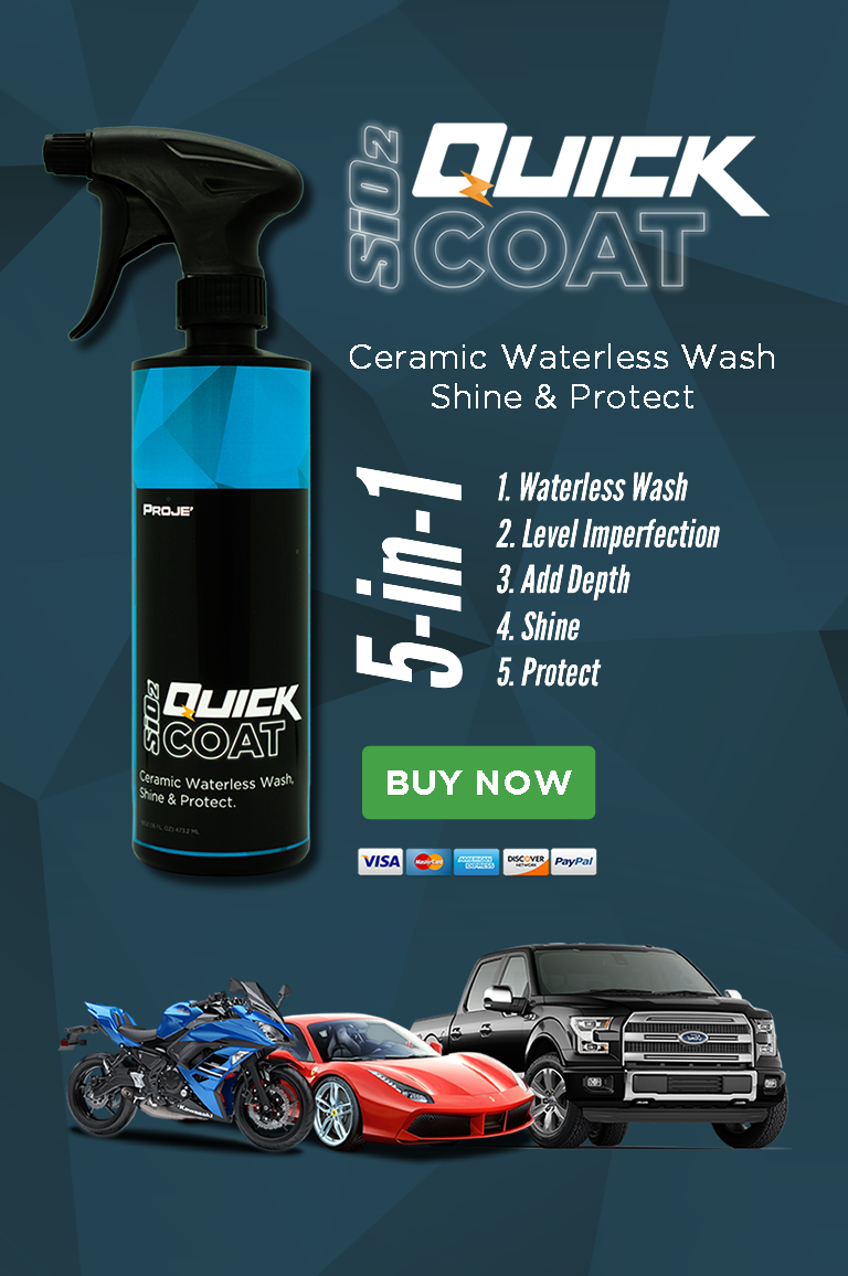 Professional Car Detailing Products Proje Car Care Products