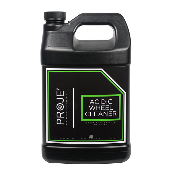 ACIDIC WHEEL CLEANER