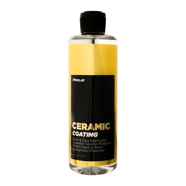 Ceramic Coating - Instant Hydrophobic Protection, Brilliant Depth & Shine 16oz