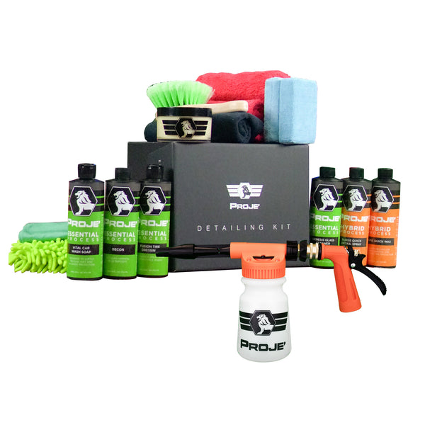 Holiday Box Complete Detailing Kit