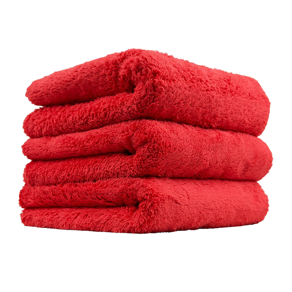 Super Soft Edgless Tagless Microfiber Towels 16x16