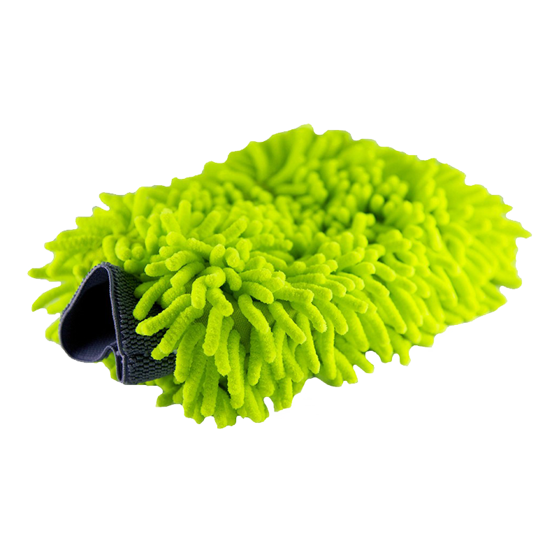 Green Microfiber Wash Pad
