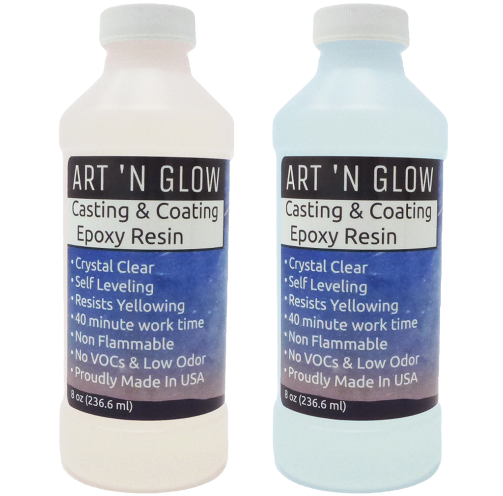 Art N' Glow 16 oz. Epoxy Resin Kit