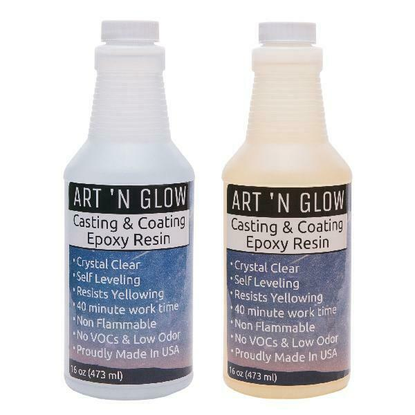 Art N' Glow 32 oz. Epoxy Resin Kit