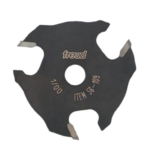 "Freud 56-109 5/32"" Slot Three Wing Slotting Cutter"