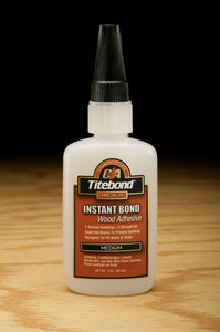 Titebond Instant Bond Wood Adhesive Medium