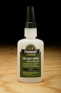 Titebond Instant Bond Wood Adhesive Thick