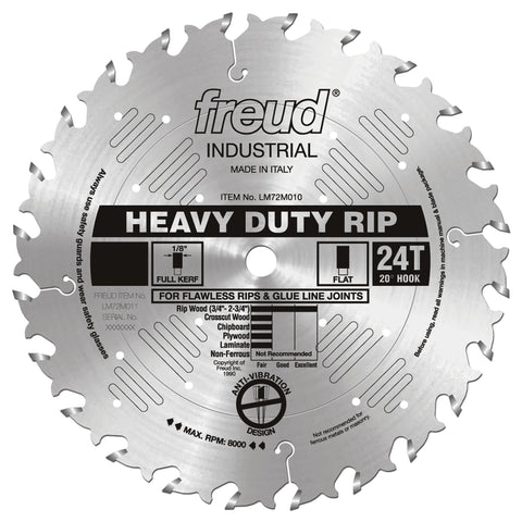 "Freud LU72M018 18"" x 66T General Purpose Blade"