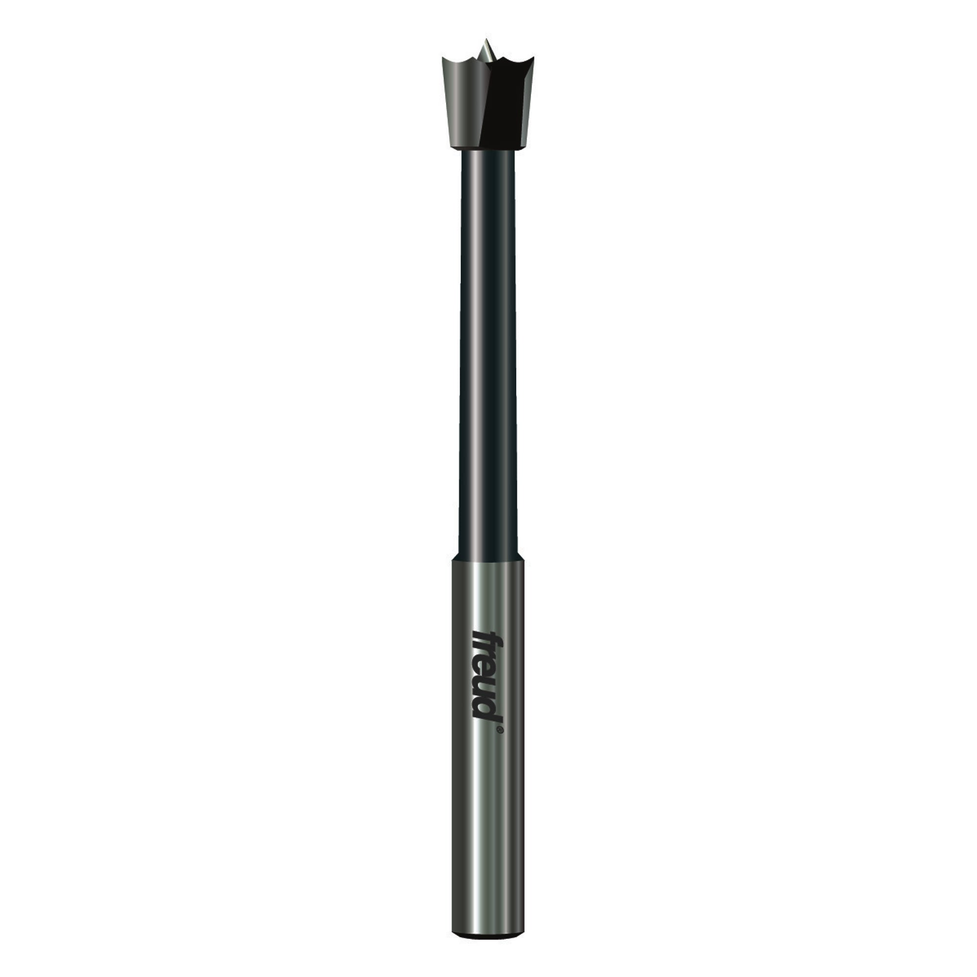 Freud PB-001 Precision Shearª Serrated Edge Forstner Drill Bit 1/4-Inch by 1/4-Inch Shank