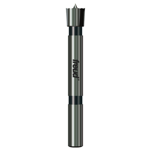 Freud PB-003 Precision Shearª Serrated Edge Forstner Drill Bit 1/2-Inch by 1/4-Inch Shank