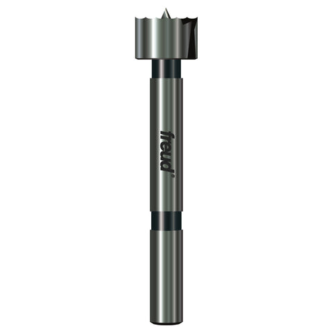 Freud PB-005 Precision Shearª Serrated Edge Forstner Drill Bit 3/4-Inch by 3/8-Inch Shank