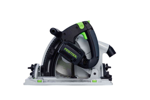 FESTOOL 575389 Plunge Cut Track Saw TS 75 EQ-F-Plus