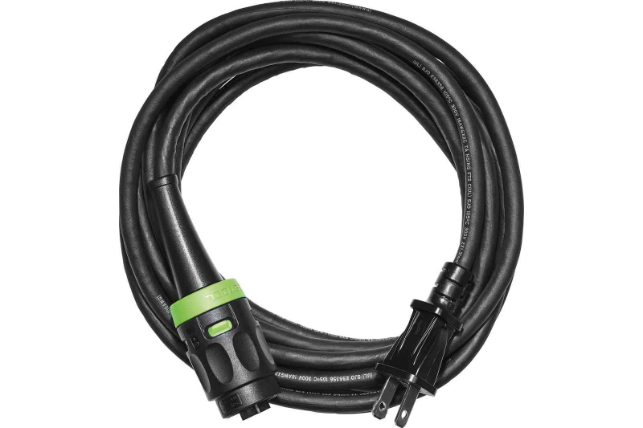 FESTOOL 203925 Plug It-Power Cord SJ016 AWG-4