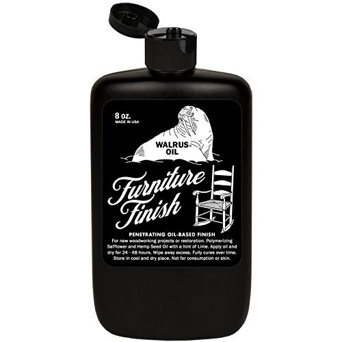 Walrus Oil Furniture Finish 8oz.