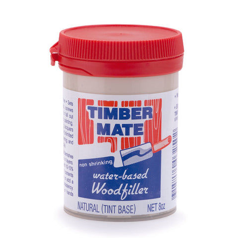 Timbermate 8 oz. Natural Wood Filler