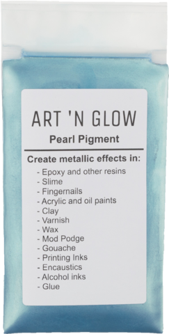 Sky Blue Pearl Pigment
