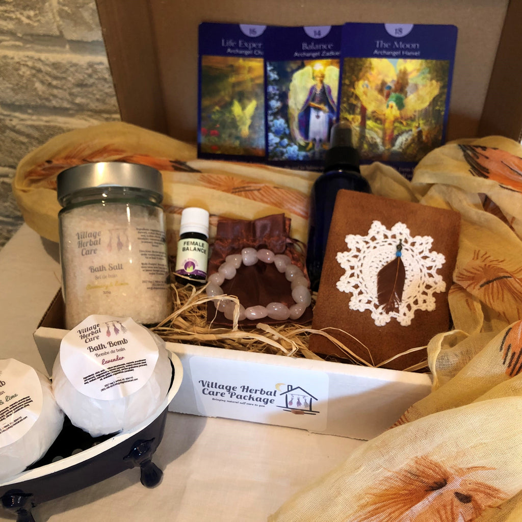 Village Herbal Care Package - Moon Ceremony Monthly
