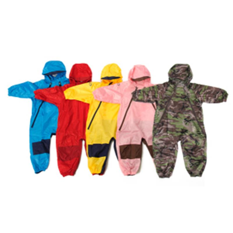 Muddy Buddy Waterproof Coveralls