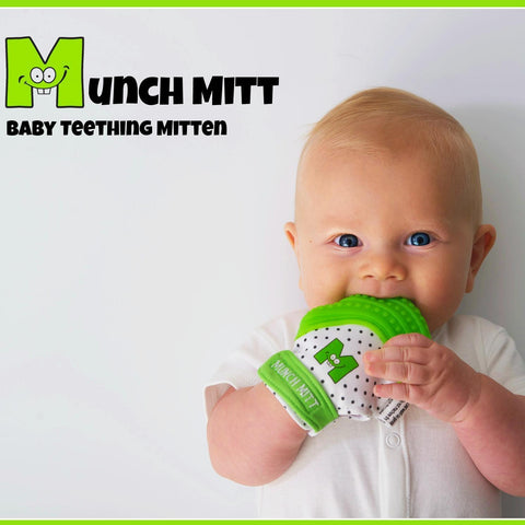 Branching Out -  Munch Mitt