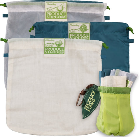 ChicoBag Produce Stand Mini Complete Starter Kit