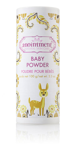 Branching Out -  Anointment Baby Powder