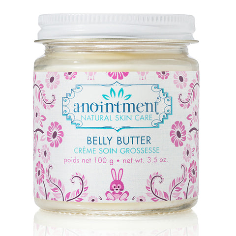Anointment Belly Butter