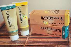 Branching Out -  Earthpaste Natural Toothpaste