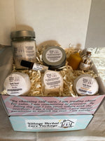 Village Herbal Care Package - Self Care Quarterly