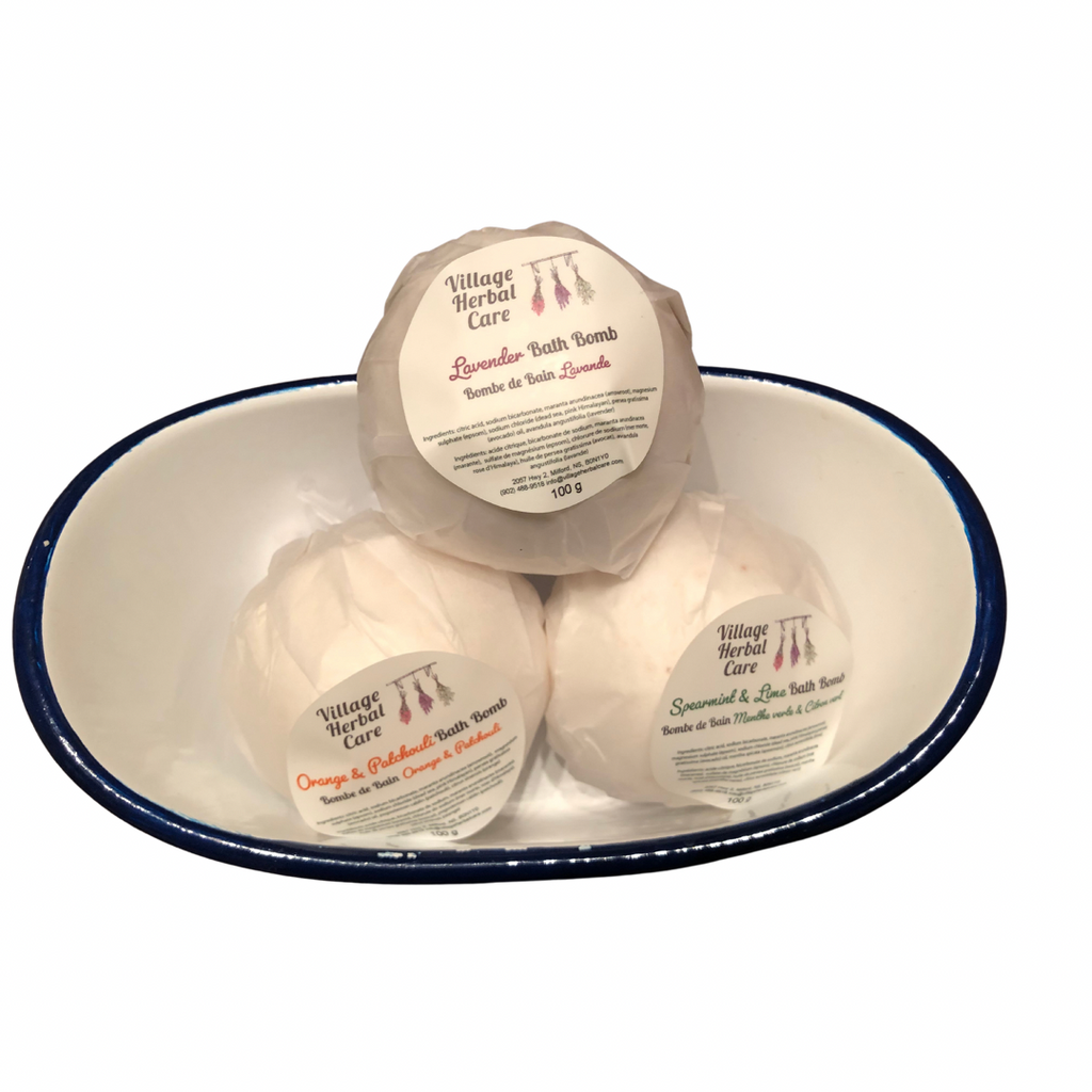 Village Herbal Care - Bath Bomb