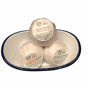 Village Herbal Care - Bath Bomb - Case of 12