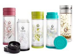 Libre Tea Glasses