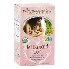 Branching Out Country Store Earth Mama Milkmaid Tea