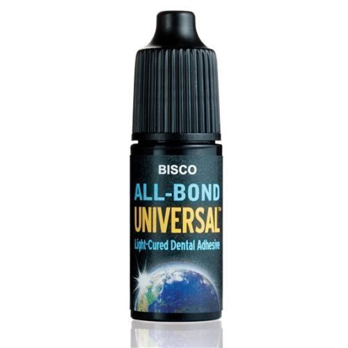 Dental All-Bond Universal All-Bond Universal, 6 mL Bottle. Combines Etching