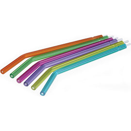 Dental Disposable Air-Water Syringe Tips in assorted colors