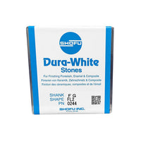 Dura-White Shofu Dental Aluminium Oxide Finishing Stones x12