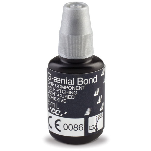 Dental G-aenial Bond 5 mL Bottle Refill, One-step, self-etch bonding agent for all