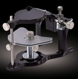 Magnetic Dental Articulator with Mounting Plates