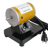 Polishing Machine Dental Lab Lathe Bench Buffing Grinder Jewelry Polisher