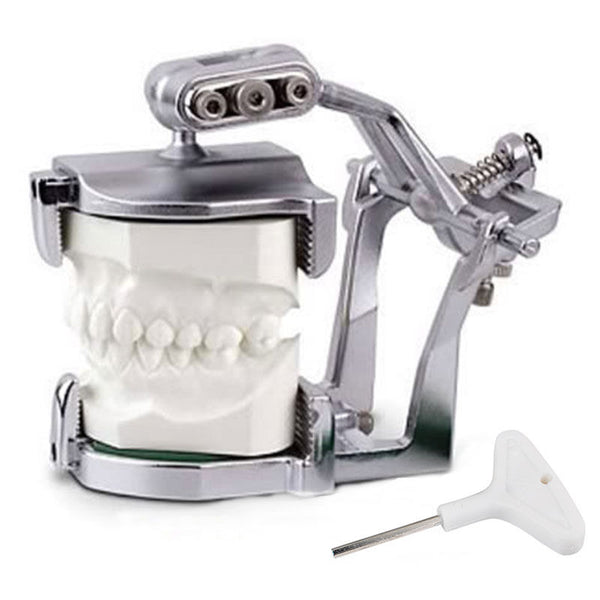 Adjustable Dental Magnetic Articulator, Lab Equipment, Occlusion Machine