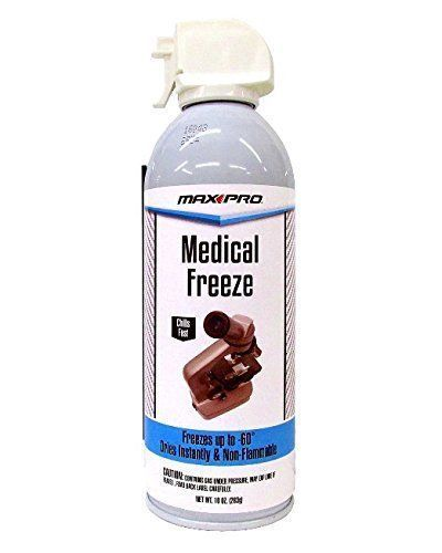 MaxPro Medical/Dental Freeze 10oz Unit Dries Instantly Non-flammable