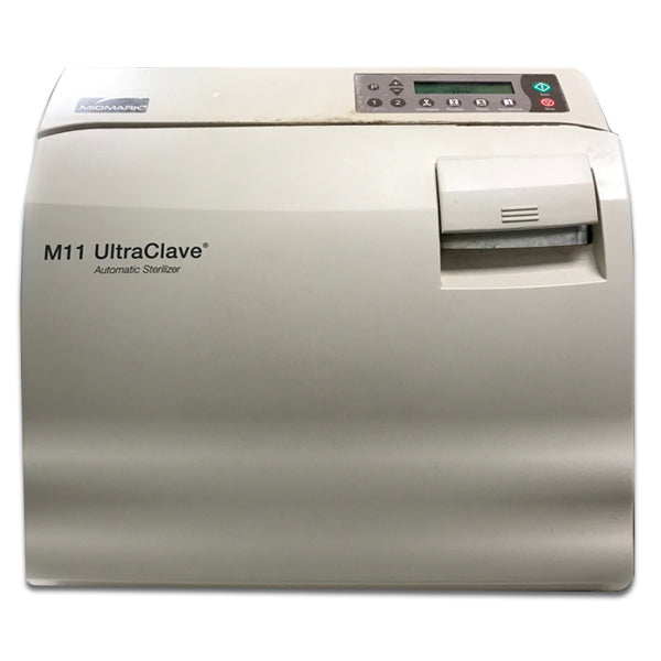 Midmark M11 UltraClave Dental Steam Autoclave Sterilizer, Programmable