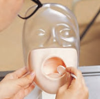 Dental Manikin Oral Care Trainer Simulator