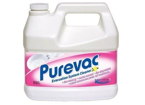 Purevac Cleaner Evacuation System Bottle