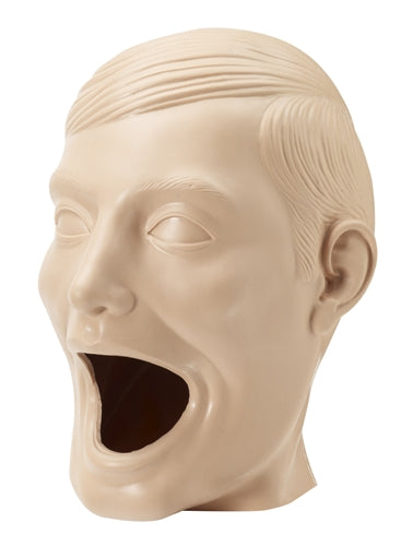 Dental Replacement Skin Rubber Face for Manikin
