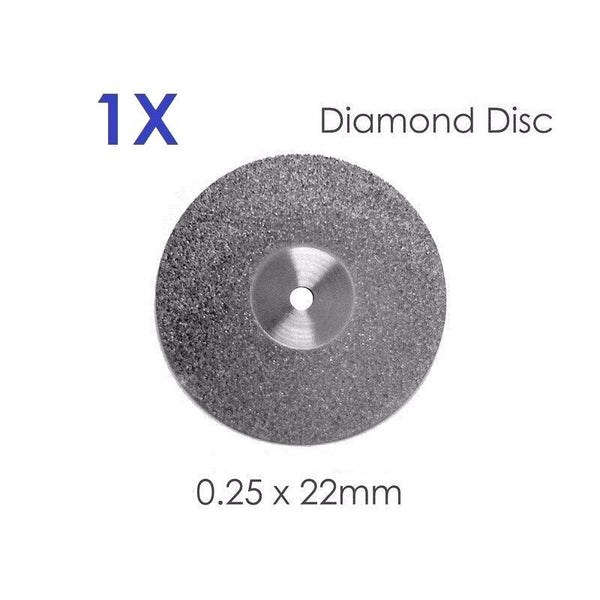 Diamond Disc For Dental Lab One-Sided Disk