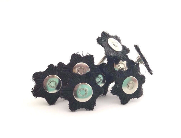 Black Nylon Polishing Wheels for Dremel Rotary Tool