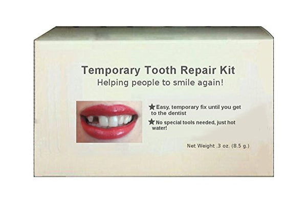Temporary Tooth Repair Kit Temp Dental Fix